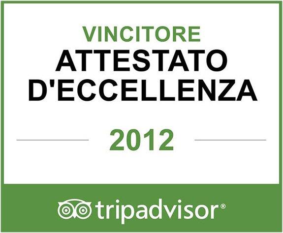 Riconoscimenti-2012_TRIPADVISOR_ECCELLENZA