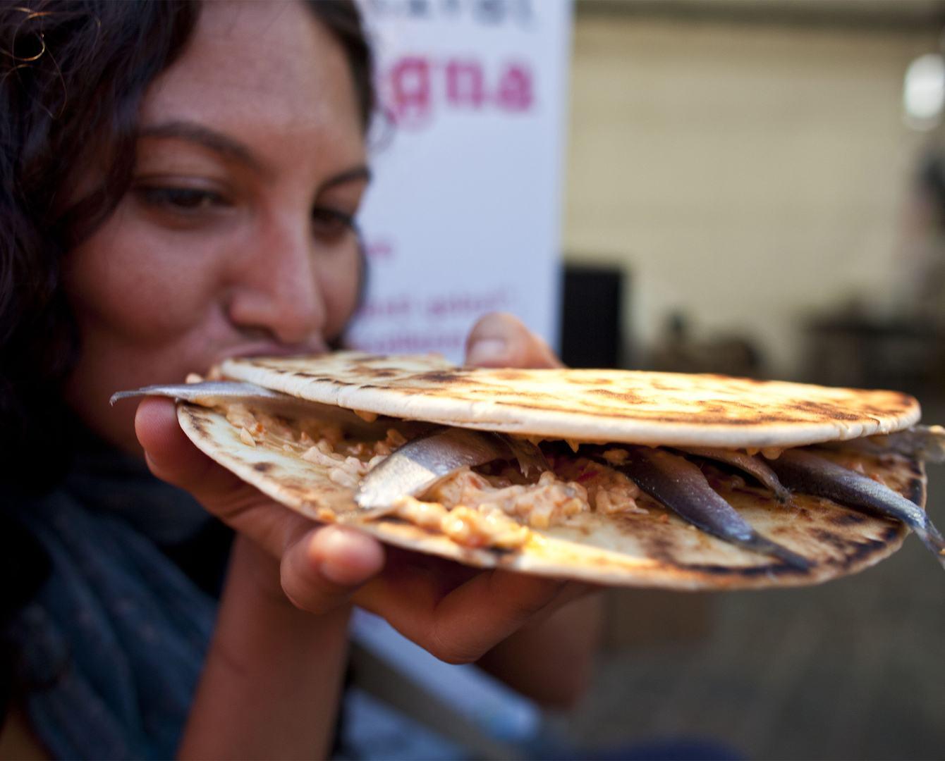WINE FOOD FESTIVAL: Piadina Days Cesenatico